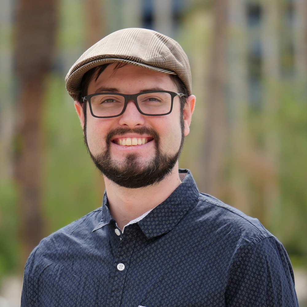 Brandon Brooksby, Project Manager