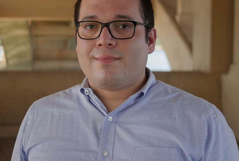 David Portillo, Multimedia Producer