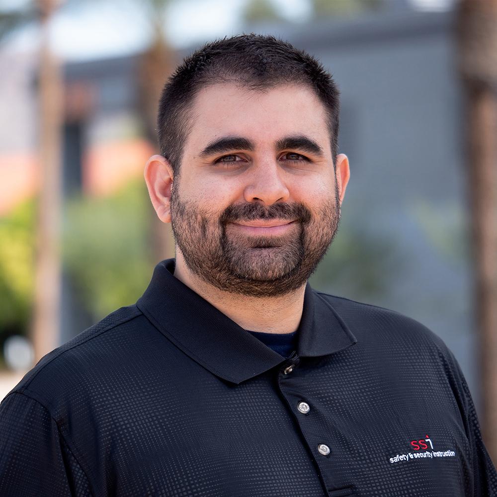 Dominick De La Garza, IT Manager