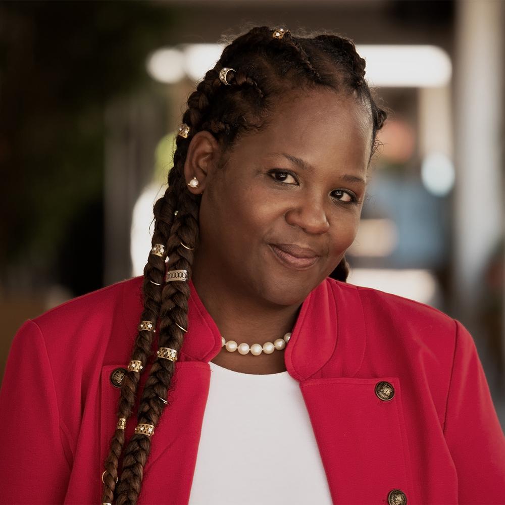 Necole Hampton, Sales Coordinator